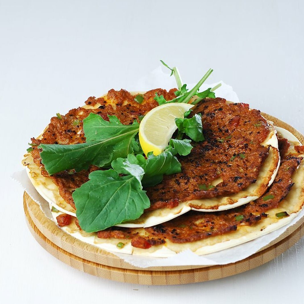 Culinary Tours Turkey - Lahmacun