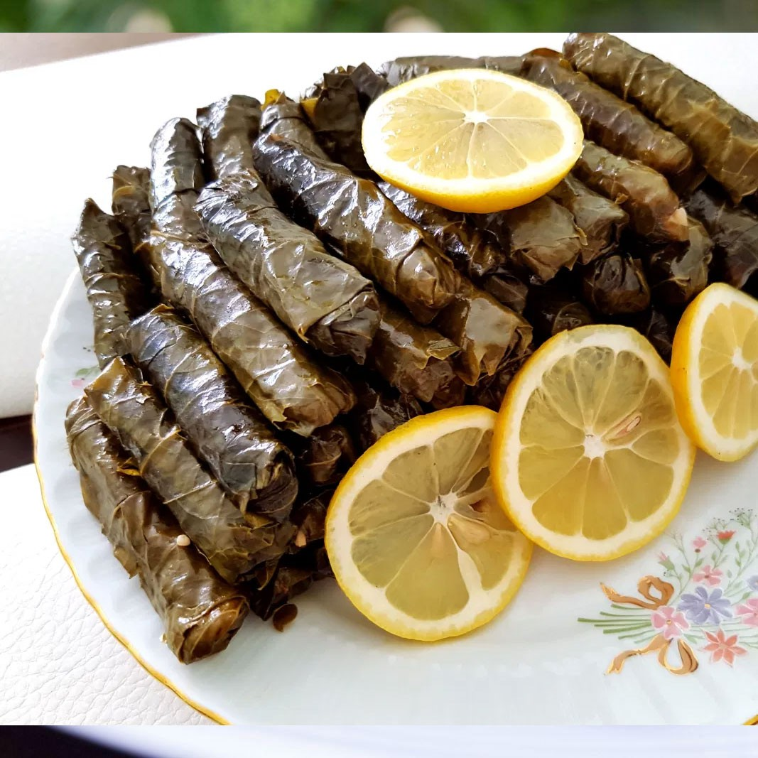 Culinary Tours Turkey - Vine Leaf Wraps