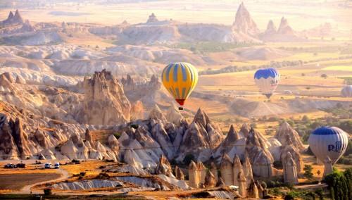 Cappadocia City Packages in Turkey