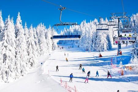 Winter Ski Tour in Turkey