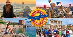 Regular Guaranteed Departure Tours