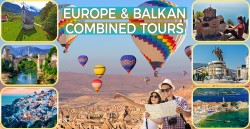 EUROPE & BALKAN COMBINED TOUR