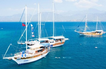 Blue Cruise Turkey