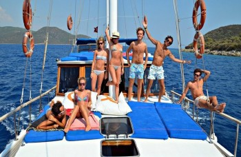 Daily Cruise Turkey