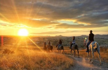 Horseback Riding Turkey Tours