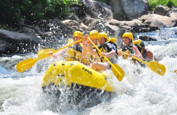 Rafting Tour in Turkey