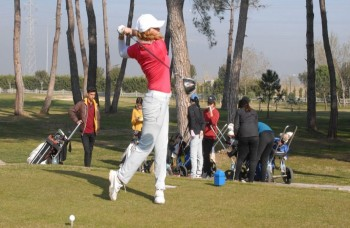 Golfing Tour Package Turkey