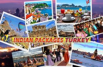 Indian Tours Turkey